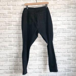 torrid Jeans - TORRID The Skinny Black Jeans